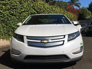 2015 Chevrolet Volt Premium Carfax 1-Owner - No AccidentsDamage Reported  Summit White  We ar