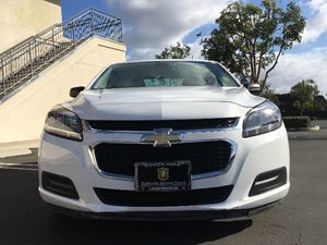 2016 Chevrolet Malibu Limited LS Carfax 1-Owner - No AccidentsDamage Reported  Summit White