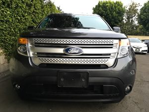 2015 Ford Explorer XLT  Gray All advertised prices exclude government fees and taxes any finan