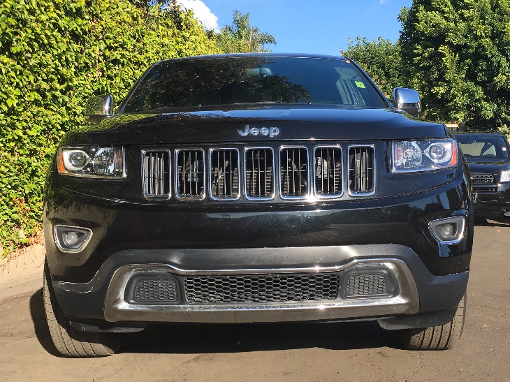 2015 Jeep Grand Cherokee Limited  Gray All advertised prices exclude government fees and taxes