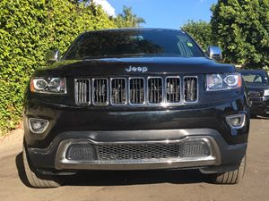 2015 Jeep Grand Cherokee Limited  Gray  We are not responsible for typographical errors All pr