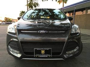 2015 Ford Escape SE Carfax 1-Owner - No AccidentsDamage Reported  Gray  We are not responsibl