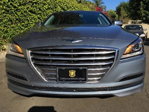 2015 Hyundai Genesis 38L Carfax 1-Owner - No AccidentsDamage Reported  Gray  We are not resp