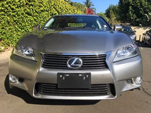 2015 Lexus GS 350 Base Carfax 1-Owner  Atomic Silver  We are not responsible for typographical