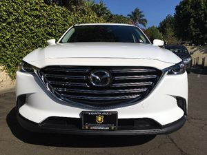 2016 Mazda CX-9 Touring Carfax 1-Owner - No AccidentsDamage Reported  Snowflake White Pearl Mi