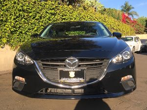 2015 Mazda Mazda3 i Sport Carfax 1-Owner - No AccidentsDamage Reported  Jet Black Mica  We ar