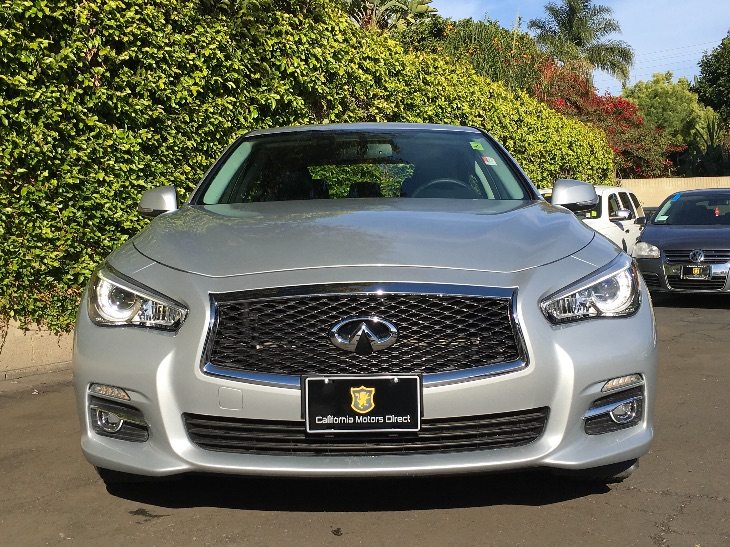 2014 INFINITI Q50 Premium  Silver All advertised prices exclude government fees and taxes any