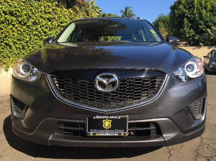 2015 Mazda CX-5 Sport  Meteor Gray Mica All advertised prices exclude government fees and taxes