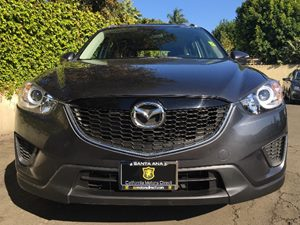 2015 Mazda CX-5 Sport Carfax 1-Owner  Meteor Gray Mica  We are not responsible for typographic
