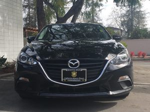 2016 Mazda Mazda3 i Sport Carfax 1-Owner - No AccidentsDamage Reported  Jet Black Mica  We ar