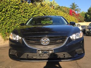 2015 Mazda Mazda6 i Sport Carfax 1-Owner - No AccidentsDamage Reported  Blue  We are not resp