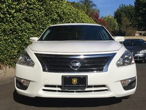 2015 Nissan Altima 25 S  White  We are not responsible for typographical errors All prices li
