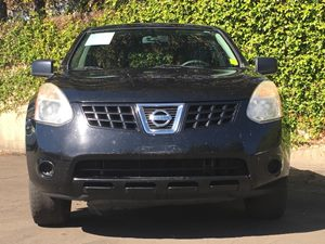 2009 Nissan Rogue S Carfax Report - No AccidentsDamage Reported  Wicked Black  We are not res
