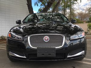 2015 Jaguar XF 20T Premium Carfax 1-Owner - No AccidentsDamage Reported  Ultimate Black Metal