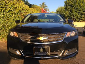 2015 Chevrolet Impala LT Carfax 1-Owner  Black  We are not responsible for typographical error
