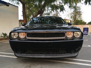 2012 Dodge Challenger SXT Carfax Report - No AccidentsDamage Reported  Black  We are not resp