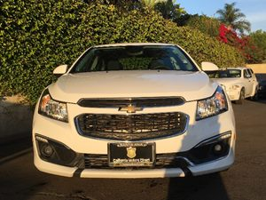 2016 Chevrolet Cruze Limited 1LT Auto Carfax 1-Owner - No AccidentsDamage Reported  Summit Whi