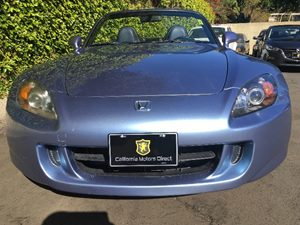 2006 Honda S2000  Carfax Report  Blue  We are not responsible for typographical errors All pr