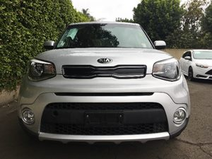 2017 Kia Soul  Carfax 1-Owner - No AccidentsDamage Reported  Bright Silver  We are not respo