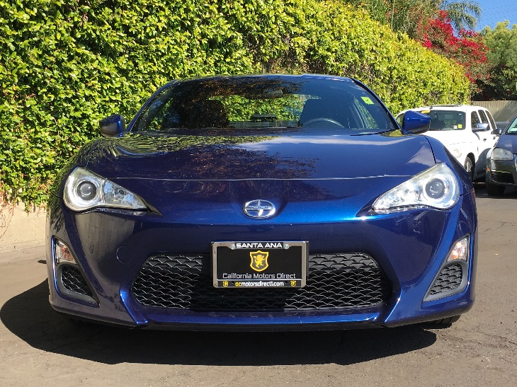 2014 Scion FR-S Base  Blue All advertised prices exclude government fees and taxes any finance