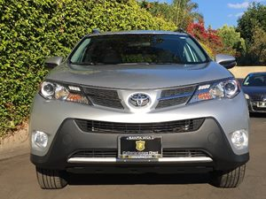 2015 Toyota RAV4 XLE Carfax 1-Owner  Classic Silver Metallic  We are not responsible for typog