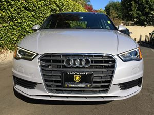 2015 Audi A3 18T Premium Carfax 1-Owner - No AccidentsDamage Reported  Silver  We are not re