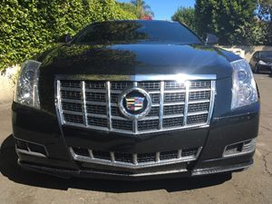 2012 Cadillac CTS Coupe 36L Carfax Report - No AccidentsDamage Reported  Black  We are not r