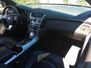 2012 CADILLAC CTS COUPE 3.6L