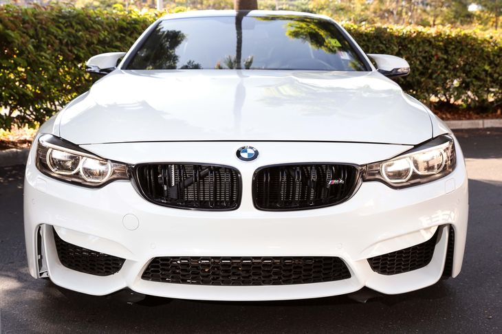 2015 BMW M4   White All advertised prices exclude government fees and taxes any finance charge