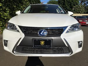 2015 Lexus CT 200h   White  We are not responsible for typographical errors All prices listed