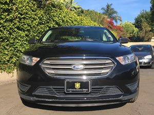 2013 Ford Taurus SE Carfax 1-Owner - No AccidentsDamage Reported  Tuxedo Black Metallic  We a