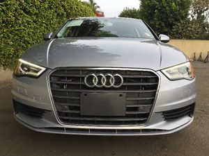 2015 Audi A3 20T quattro Premium Carfax 1-Owner - No AccidentsDamage Reported  Silver  We ar