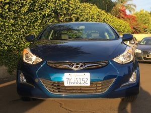 2015 Hyundai Elantra SE Carfax 1-Owner  Windy Sea Blue  We are not responsible for typographic