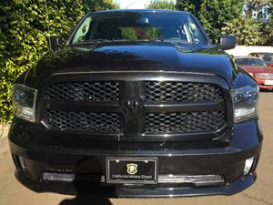 2015 Ram 1500 Express  Black  All advertised prices exclude government fees and taxes any fina