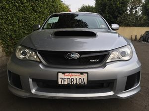 2014 Subaru Impreza Sedan WRX WRX  Ice Silver Metallic All advertised prices exclude government