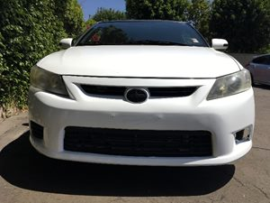 2011 Scion tC Base  Super White  All advertised prices exclude government fees and taxes any f