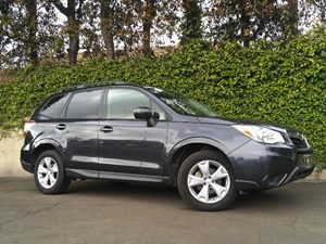 2014 Subaru Forester 25i Premium Carfax Report - No AccidentsDamage Reported  Marine Blue Pea