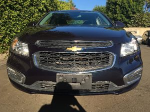 2015 Chevrolet Cruze 1LT Auto Carfax 1-Owner - No AccidentsDamage Reported  Blue Ray Metallic