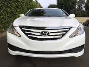 2014 Hyundai Sonata GLS Carfax 1-Owner - No AccidentsDamage Reported  Harbor Gray Metallic  W