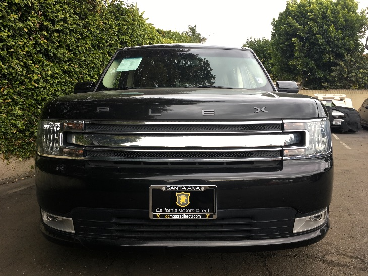 2014 Ford Flex SEL  Tuxedo Black Metallic All advertised prices exclude government fees and tax