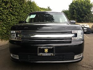 2014 Ford Flex SEL  Tuxedo Black Metallic  We are not responsible for typographical errors All