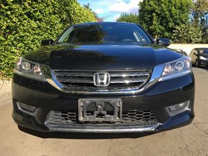 2015 Honda Accord Sedan EX Carfax 1-Owner  Crystal Black Pearl  We are not responsible for typ