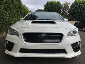 2016 Subaru WRX Base Carfax Report - No AccidentsDamage Reported  Crystal White Pearl  We are