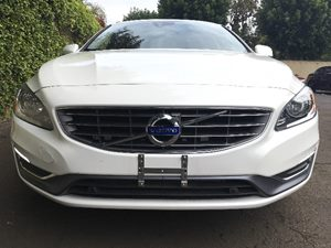 2016 Volvo S60 Inscription T5 Drive-E Inscripti Air Conditioning AC Air Conditioning Climate C