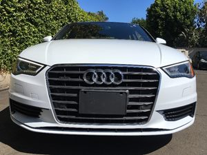 2015 Audi A3 20T quattro Premium Carfax 1-Owner - No AccidentsDamage Reported Air Filtration A