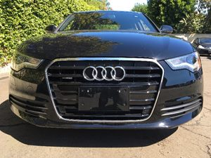 2015 Audi A6 20T quattro Premium Carfax 1-Owner - No AccidentsDamage Reported Air Bag - Side F