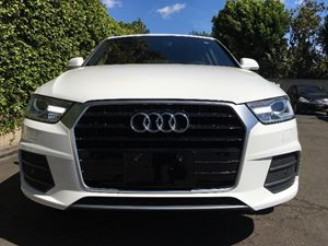 2016 Audi Q3 20T Premium Plus Carfax 1-Owner - No AccidentsDamage Reported Audio Satellite Rad