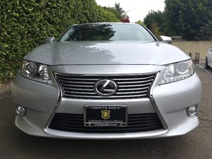 2015 Lexus ES 350 Base  Silver All advertised prices exclude government fees and taxes any fin