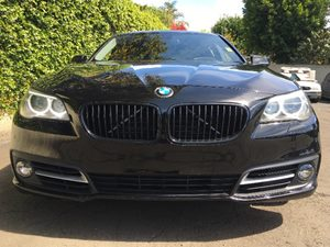 2015 BMW 5 Series 528i 4 12V Dc Power Outlets Air Conditioning Rear AC Audio Hd Radio Audio