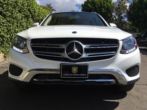 2018 MERCEDES GLC 300 Glc 300 3 12V Dc Power Outlets Air Conditioning AC Audio AmFm Stereo